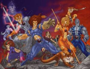 Thunder Cats  Series on Been      Thundercats    Is Being Remade Into A New Animated Series